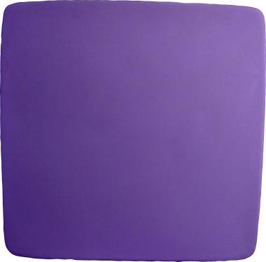 Plain Tile Plaster Plaque