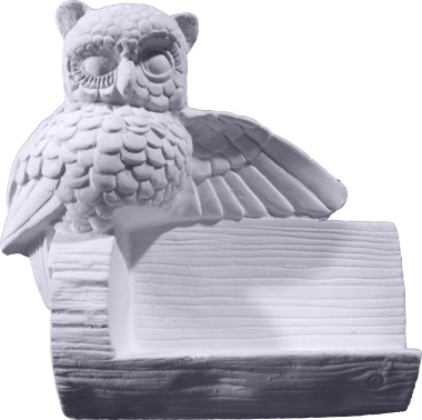Owl Business Card Holder