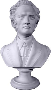 bust statue
