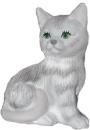 Kitten  Statue
