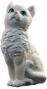 Posing Cat  Statue