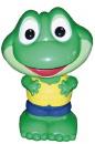 Freddy Frog Plaster Piggy Bank