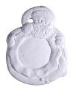 Santa Picture Frame Ornament