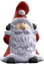 Puff Santa  Statue