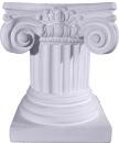 Scamozzi Four Point Plaster Pedestal