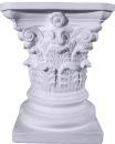 Corinthian Plaster Pedestal