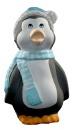 Winter Penguin  Statue
